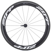 Zipp 404 Firecrest Carbon Clincher Front Wheel 2019 - White