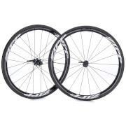 Zipp 303 Firecrest Carbon Clincher Wheelset 2019 - White - Shimano/SRAM