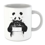 Bandana Panda Mug