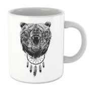 Dreamcatcher Bear Mug