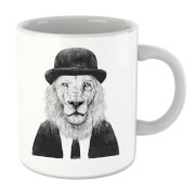 Monocle Lion Mug