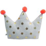Image of Albetta Crown Cushion - Gold Spot