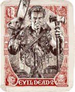Tanz der Teufel 2 (4K UHD & 2D Blu-ray) - Zavvi Exklusives Steelbook