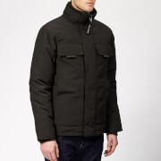 canada goose men's forester jacket - black - l - black