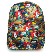 Loungefly Disney The Little Mermaid Ariel Photo Real Backpack