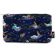Loungefly Disney Aladdin Carpet Ride AOP Pencil Case
