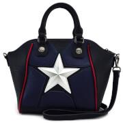 Loungefly Marvel Captain America Cosplay Cross Body Bag