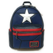 Loungefly Marvel Captain America Mini Backpack