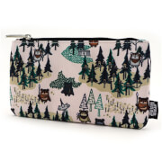 Loungefly Star Wars Ewok Forest AOP Pencil Case