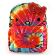 Loungefly Hello Kitty Tie Dye Nylon Backpack