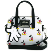 Loungefly Disney Mickey Mouse Print Hand Bag