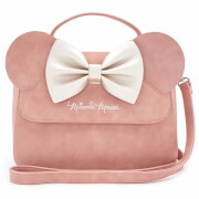 Loungefly Disney Minnie Mouse Pink Crossbody Bag