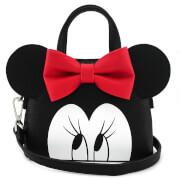 Loungefly Disney Minnie Mouse Eyes Cross Body Bag