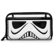Loungefly Star Wars Stormtrooper Patent Face Wallet