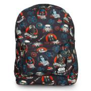 Loungefly Star Wars Dark Side Tattoo Backpack