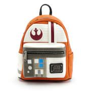 Loungefly Star Wars Rebel Cosplay Mini Backpack