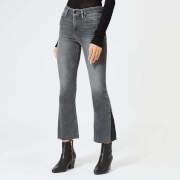 Frame Denim Women's Le Crop Mini Bootcut Jeans - Webber - W26 - Grey