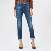 Frame Denim Women's Le Garcon Jeans - Westfield - W26 - Blue