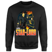 Sweat Homme Star-Lord Avengers - Noir