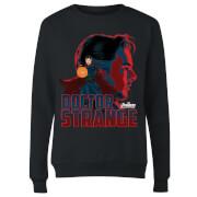 Sweat Femme Doctor Strange Avengers - Noir