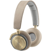 Bang & Olufsen BeoPlay H8 Wireless Bluetooth Headphones (Inc Noise Cancellation) - Argilla Bright