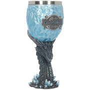 Game of Thrones White Walker Dragon Goblet