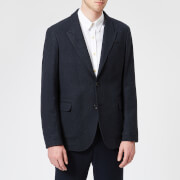 Oliver Spencer Men's Brookes Jacket - Caldwell Navy - EU 42/L - Navy