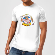 Camiseta Bullseye Can't Beat A Bit Of Bully - Hombre - Blanco - 5XL - Blanco