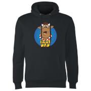 Bullseye Best Dad Hoodie - Black