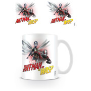 Ant-Man and The Wasp (Team) Coffee Mug