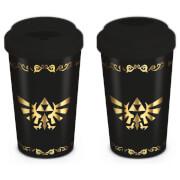 The Legend Of Zelda (Triforce) Travel Mug