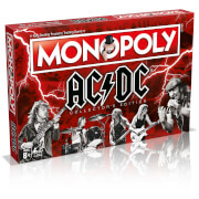 Image of AC/DC Monopoly