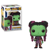 Marvel Infinity War Young Gamora with Dagger Pop! Vinyl Figure