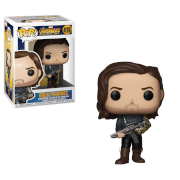 Marvel Infinity War Bucky with Weapon Pop! Vinyl Figure