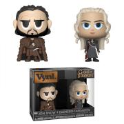 Game of Thrones - Jon & Daenerys Vynl.
