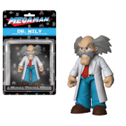 Mega Man Dr Wily Action Figure