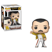 Pop! Rocks Queen Freddie Mercury Wembley 1985 Funko Pop! Figuur