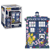 Figurine Pop! Tardis Mémorial Clara 15cm Doctor Who