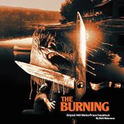 The Burning (1981 Original Soundtrack) - Limited Edition Black Vinyl LP (200 Copies Worldwide)