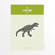 Dinosaur Tyrannosaurus Rex Vinyl Decal
