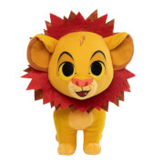 Funko Supercute Disney Lion King Simba with Leaf Mane Plush