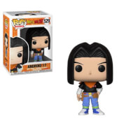 Dragon Ball Z Android 17 Pop! Vinyl Figure