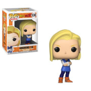 Figurine Pop! Android 18 Dragon Ball Z