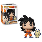 Figurine Pop! Yamcha & Puar Dragon Ball Z