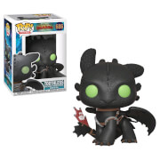 How to Train your Dragon 3 Toothless Pop! Vinyl Figure