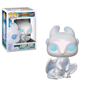 Figurine Pop! Furie Nocturne Blanche - Dragons 3