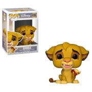 Disney Der König der Löwen - Simba Pop! Vinyl Figur