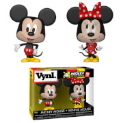 Disney Mickey & Minnie Vynl.