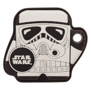 FoundMi Star Wars Storm Trooper Rubber Key Chain Tracker