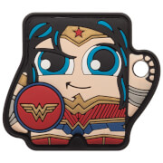FoundMi DC Wonder Woman Rubber Key Chain Tracker